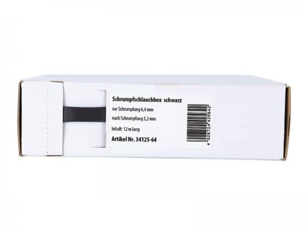 Schrumpfschlauch 6,4 mm - 3,2mm