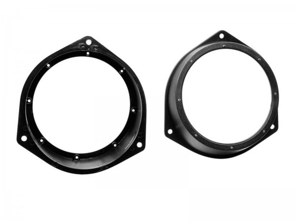 120mm Lautsprecheradapter Nissan/Opel/Renault