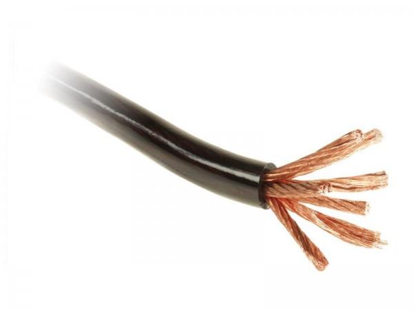 35 mm² Kabel Stromkabel - schwarz
