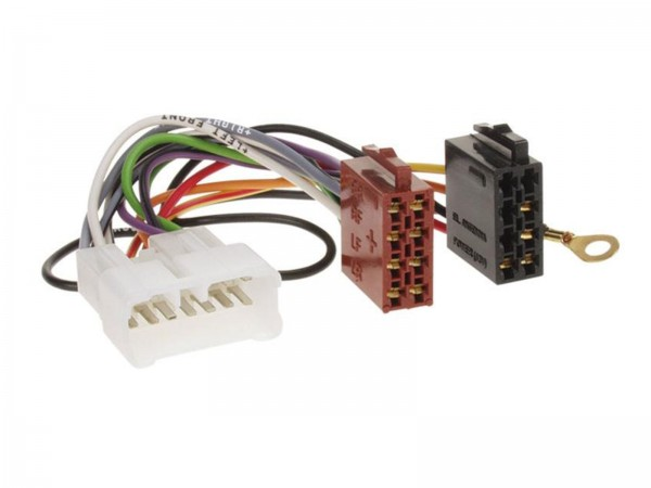ISO Radioanschlusskabel Suzuki