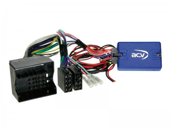 Lenkrad-Interface Opel > CLARION (42-VX-803)