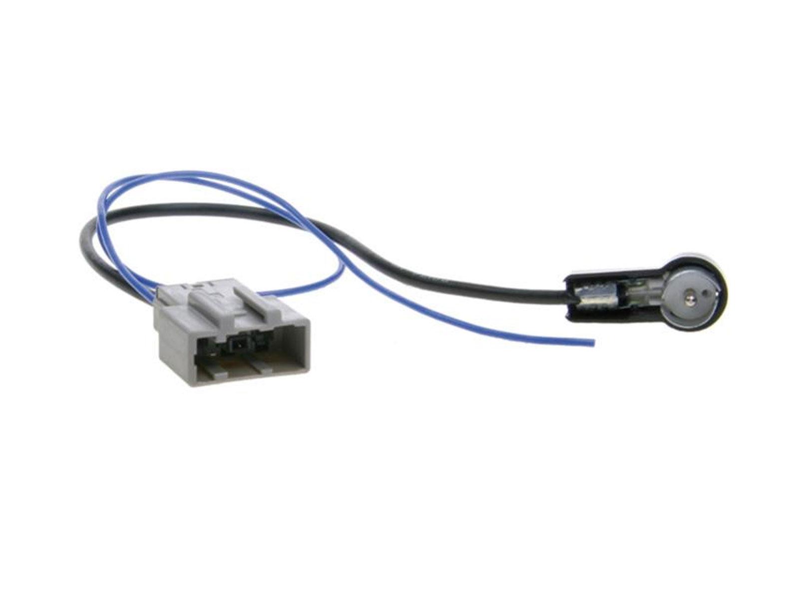 ACV 1512-02 GT13 ISO Antennenadapter f/ür Nissan