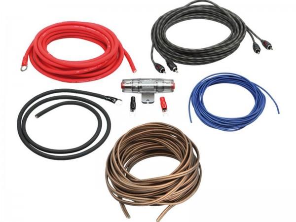 Endstufeneinbaukit Kabelset Endstufe 10mm² (WK-10)