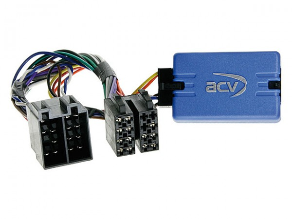 Lenkrad-Interface Citroen > JVC (42-CT-902)