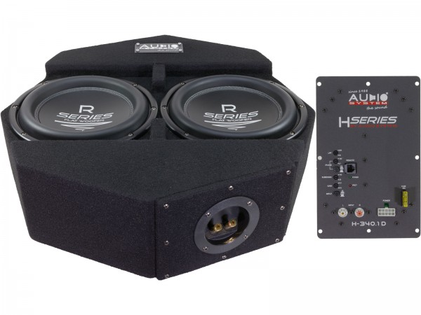 Audio System SUBFRAME R 10 Flat Active-2 EVO